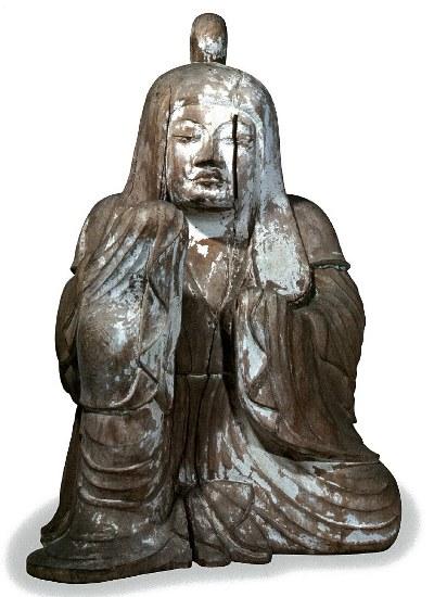 御調神社・女神像