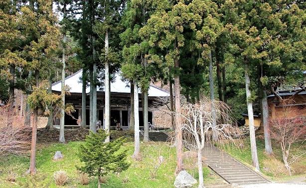 黒石寺・本堂