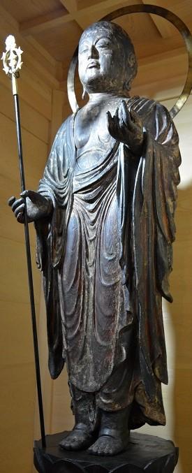浄山寺・地蔵菩薩像