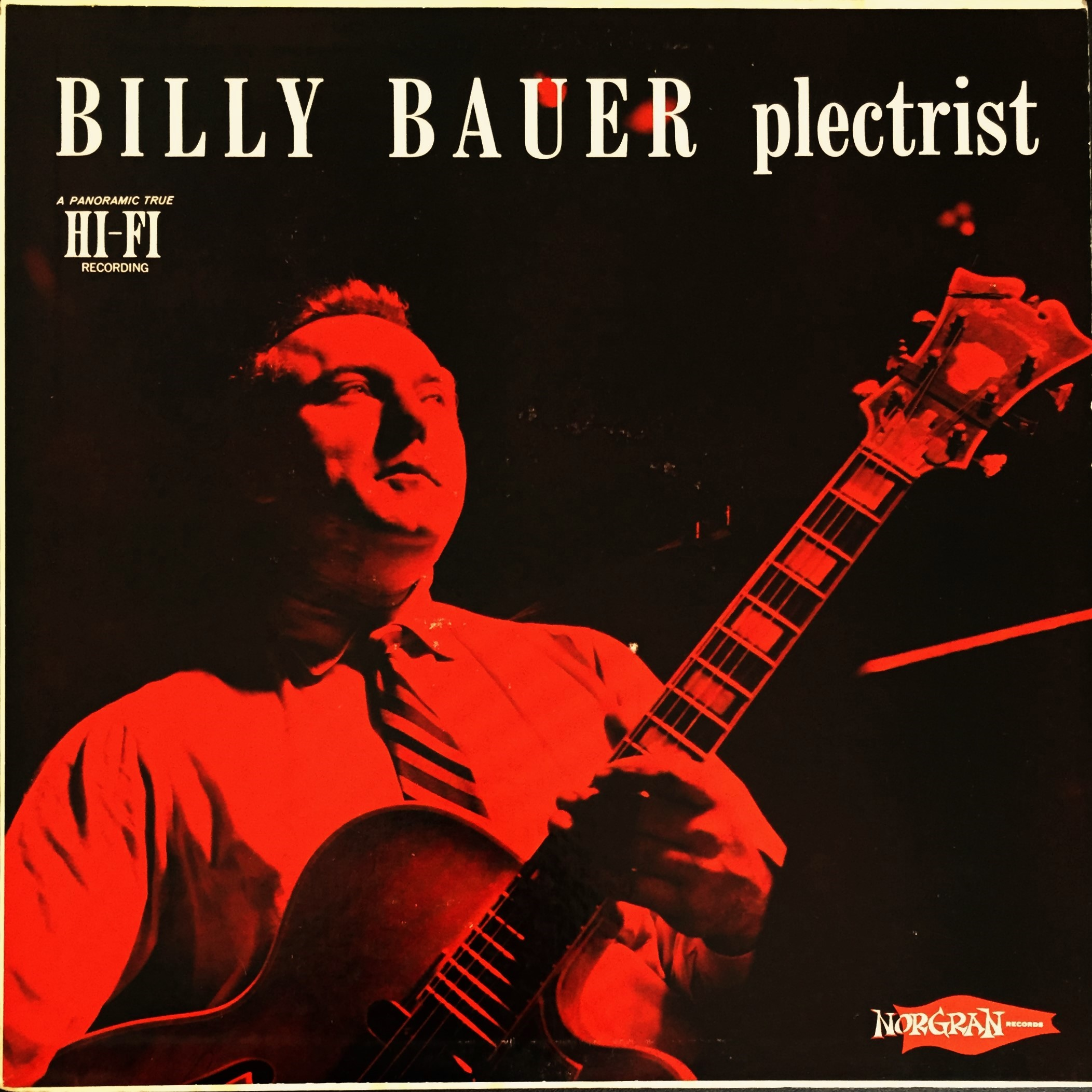 Billy Bauer