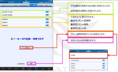 ヒロセ通商iPadプッシュ通知2