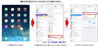 ヒロセ通商iPadプッシュ通知3