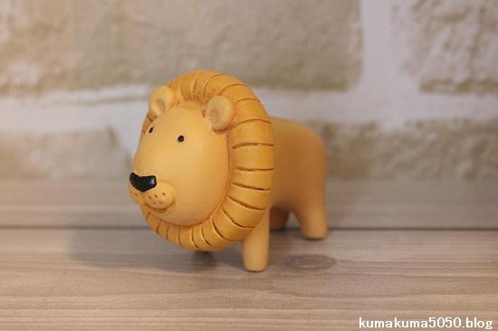 ライオン置物_3