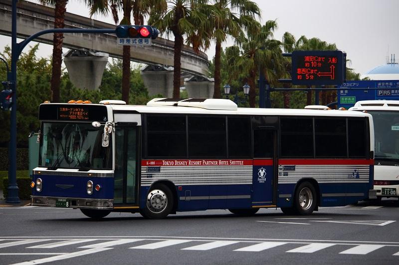 京成トランジットバス - ハイエ...