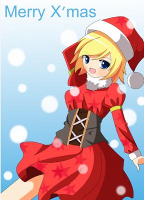 クリスマスSAKIちゃん