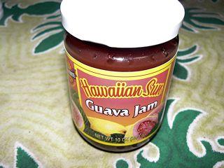 ハワイアンサンのグアバジャム