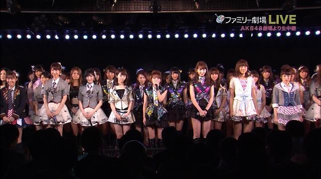 AKB48劇場10周年特別記念公演【まゆゆ】まとめ