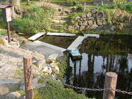 六郷の湧水その2
