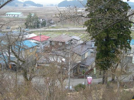 羽州街道金沢