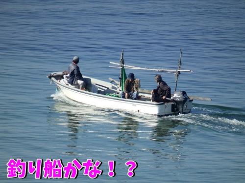 釣り船かな