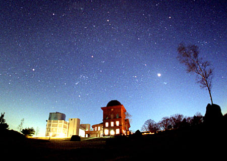 星降る天文台(西はりま天文台)