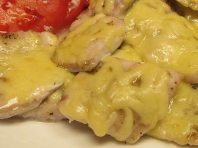 カイワリの一口チーズ焼きアップ2