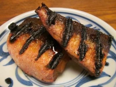 ホウボウの韓国風照り焼き1