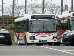 川越観光 エルガ・ノンステップ車