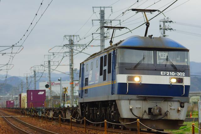160403 JR F EF210 302 tatsuno-1