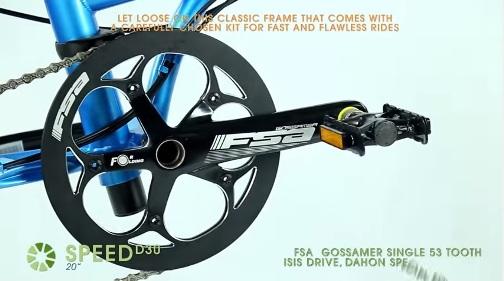 Dahon Speed D30 4