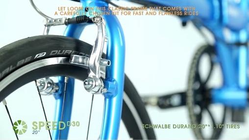 Dahon Speed D30 5