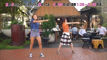 160317紺野、今から踊るってよ 紺野あさ美 (2)
