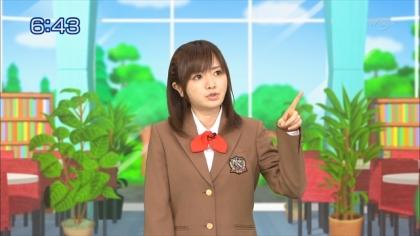 160318合格モーニング 紺野あさ美 (2)