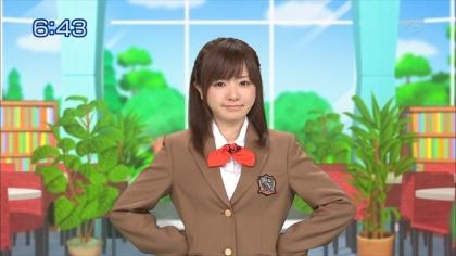 160321合格モーニング 紺野あさ美 (1)