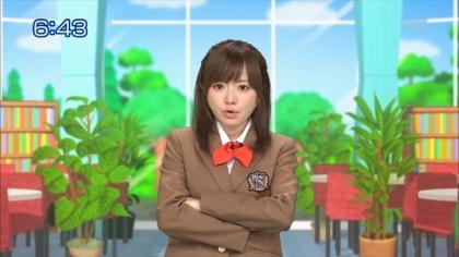 160322合格モーニング 紺野あさ美 (2)