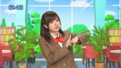 160325合格モーニング 紺野あさ美 (1)