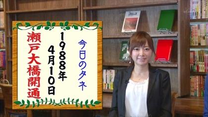 160410朝ダネ 紺野あさ美 (7)