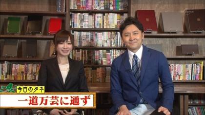 160411 朝ダネ 一道万芸に通ず 紺野あさ美 (2)