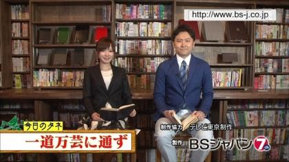 160411 朝ダネ 一道万芸に通ず 紺野あさ美 (1)