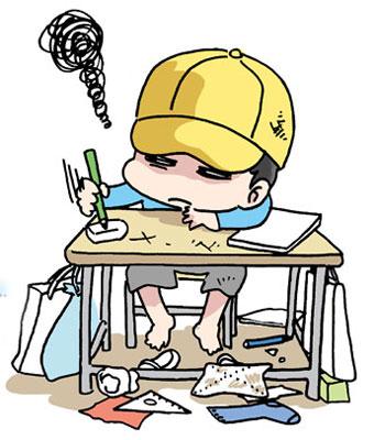 残務整理・・・  って言うか机の整理(-_-)