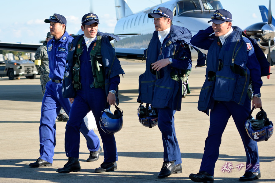 入間航空祭3(ブルーインパルス14)変更済
