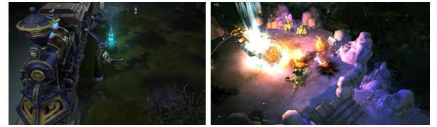 基本プレイ無料のハック&スラッシュRPG『ダンジョンストライカー』 新ジョブ・ウィザードが登場したよ!報酬アイテムが貰えちゃう新ダンジョン「幻想列車2号」も実装