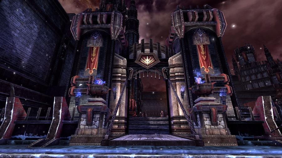 基本プレイ無料のファンタジーファンタジーオンラインゲーム『エコーオブソウル(EOS)』 新クラス「ウォーロック」の実相を含むアップデートを実施