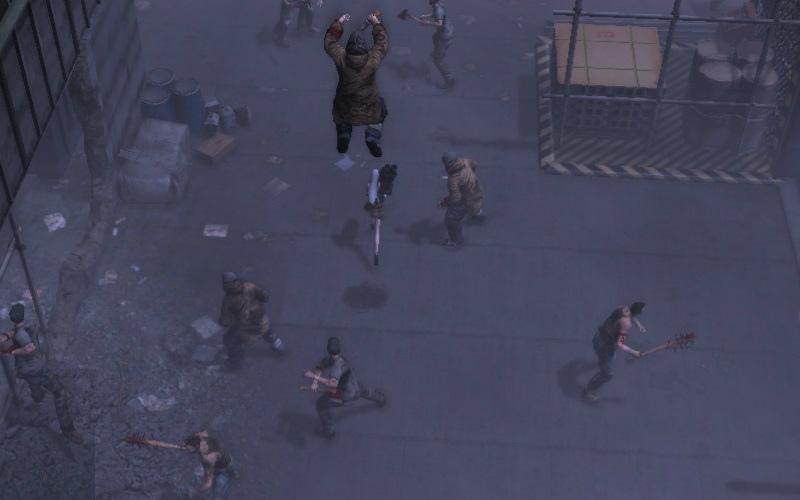 基本プレイ無料の新作ゾンビアクションオンラインゲーム『エターナルシティ3』 新たなエリア「リバイ山」や新コンテンツ「戦場」を追加するアップデートを実装