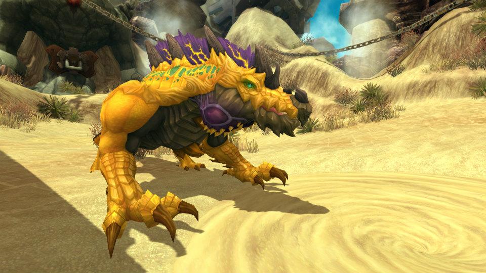 基本プレイ無料のファンタジーオンラインゲーム『ハンターヒーロー』 11月5日に亜種モンスター出現ダンジョンを実装