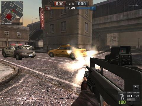 基本プレイ無料の新作ハイスピーディアクションオンラインFPSゲーム 『ポイントブランク』 世界70か国を熱狂させた名作FPSが日本上陸