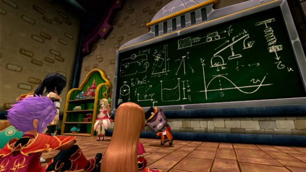 基本プレイ無料の新作ファンタジーオンラインゲーム『星界神話 -ASTRAL TALE-』 冒険の拠点となる「動く秘密基地」の紹介ムービーを公開したよ!栽培や錬金での「錬金システム」も紹介