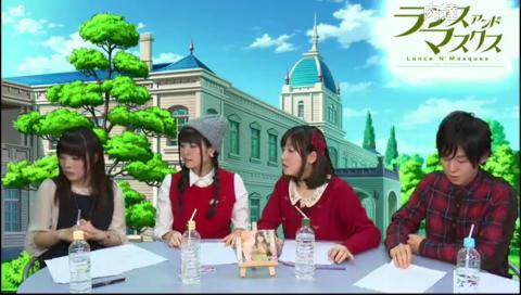 ランス・アンド・マスクス ~ナイト・オブ・ザ・ニコ生~ 第2回