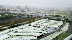 20151025初雪