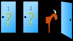 モンティホール問題の図