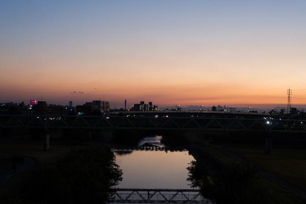 川沿い風景-12