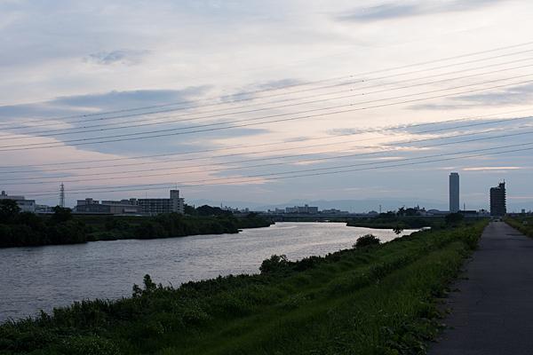 川沿い風景-4