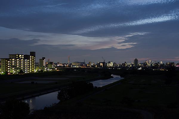 川沿い風景-6