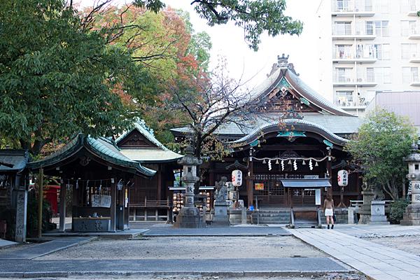 高牟神社-2