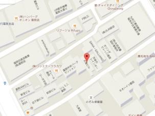 福岡県委員会 地図