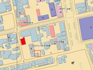 高知県委員会 地図2
