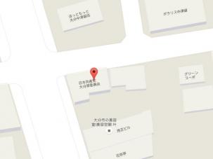 大分県委員会 地図