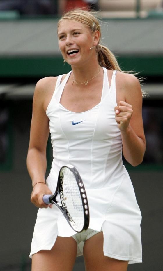 テニス選手 パンツ 食い込み 4