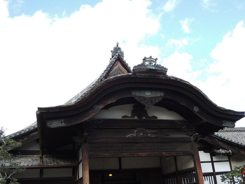 三宝院 玄関