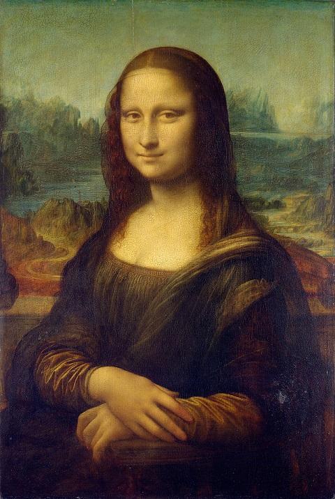 神神の微笑 ~ 「モナ・リザ」と並んで、世界で最もよく知られている絵